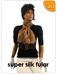 Super Silk Fular