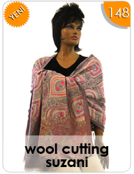 Wool Cutting Suzani